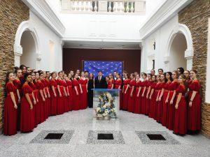 Концертный хор МГМК им.М.И.Глинки